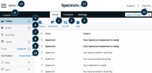 webmail spectrum email login