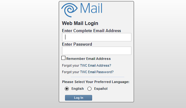 twc mail login